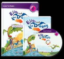 کتاب Elias and the Dragon- Level 6