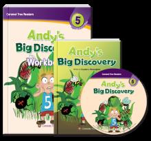 کتاب Andy's Big Discovery - Level 5