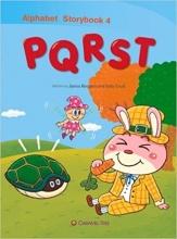 کتاب Alphabet Storybook 4: PQRST