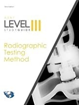 کتاب ای اس ان تی لول استادی گاید ASNT Level III Study Guide: Radiographic Testing Method (RT), Third Edition