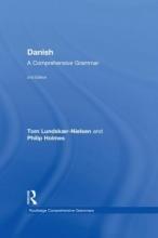 کتاب دستور زبان دانمارکی Danish : a comprehensive grammar
