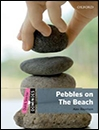 New Dominoes (Quick Starter):Pebbles on the Beach+cd