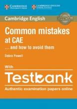 کتاب Common Mistakes at CAE...and how to avoid them