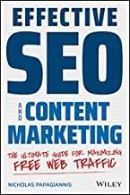 کتاب افکتیو سئو اند کانتنت مارکتینگ Effective SEO and Content Marketing : The Ultimate Guide for Maximizing Free Web Traffic
