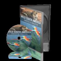 مستند حيات وحش آمريكاي جنوبي