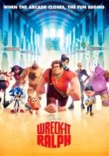 کارتون و انیمیشن Wreck-It Ralph