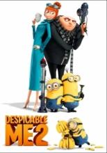 کارتون و انیمیشن من نفرت انگیز Despicable Me 2