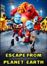 کارتون و انیمیشن Escape from Planet Earth