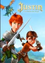 کارتون و انیمیشن Justin And The Knights