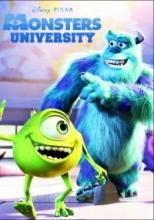 کارتون و انیمیشن دانشگاه هیولا ها Monsters University