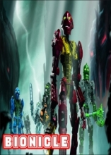 کارتون Bionicle The Legend Reborn