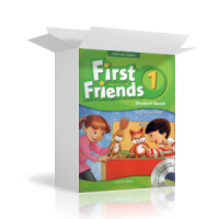 First Friends 1 (2nd)Flashcards