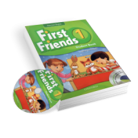First Friends American English 1 S.B+W.B+CD