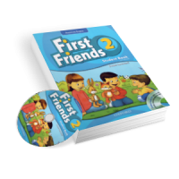 First Friends American English 2 S.B+W.B+CD