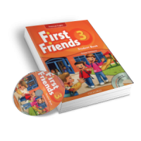 First Friends American English 3 S.B+W.B+CD