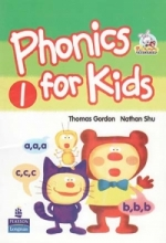 کتاب زبان Phonics for Kids 1