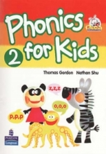 کتاب فونیکس فور کیدز Phonics for Kids 2
