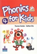 کتاب زبان کتاب Phonics for Kids 4