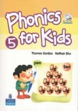 کتاب زبان کتاب Phonics for Kids 5