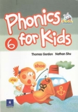 کتاب زبان کتاب Phonics for Kids 6