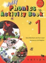 کتاب زبان Jolly Phonics Activity Book 1 +Work book