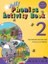 کتاب زبان Jolly Phonics Activity Book 2 +Work book