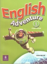 کتاب زبان  English Adventure starter 1