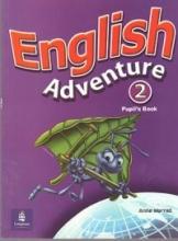 کتاب زبان کتاب English Adventure 2