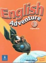 کتاب زبان English Adventure 3