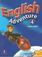 کتاب زبان کتاب English Adventure 4