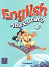 کتاب زبان English Adventure starter b