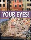 کتاب زبان Dont Believe Your Eyes story+DVD