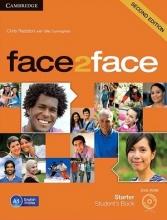 کتاب آموزشی فیس تو فیس استارتر ویرایش دوم face2face starter 2nd s.b+w.b+dvd