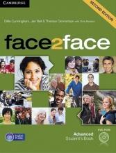 کتاب آموزشی فیس تو فیس ادونسد ویرایش دوم face 2 face Advanced 2nd SB+WB+DVD