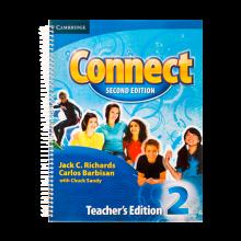 کتاب زبان (Connect 2 Teachers Edition (Second Edition