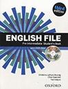 کتاب آموزشی انگلیش فایل  English File Pre-intermediate(3rd) s.b+w.b+dvd+cd
