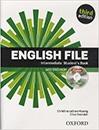 کتاب زبان English File intermediate(3rd) s.b+w.b+2 dvd