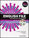 کتاب آموزشی انگلیش فایل پلاس English File intermediate plus (3rd)