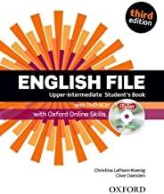 کتاب آموزشی انگلیش فایل (English File Upper-intermediate (3rd