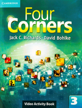 Four Corners 3 Video Activity book with DVD