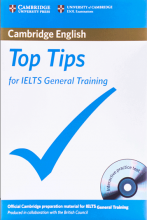 کتاب تاپ تیپس فور آیلتس جنرال Top Tips for IELTS General Training