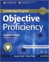 کتاب زبان Objective Proficiency (S.B+W.B+CD) 2nd Edition