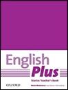کتاب زبان English Plus Starter : Teachers Book