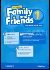 کتاب زبان Family and Friends 1 Teachers Book+DVD+CD 2nd Edition