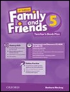 کتاب زبان Family and Friends 5 Teachers Book+DVD+CD 2nd Edition
