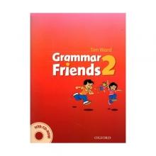 کتاب زبان Grammar Friends 2 Students Book with CD-ROM