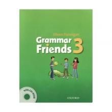 کتاب زبان Grammar Friends 3 Students Book with CD-ROM