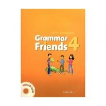 کتاب زبان Grammar Friends 4 Students Book with CD-ROM