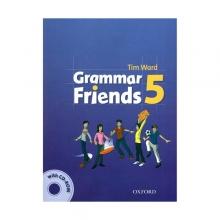 کتاب زبان Grammar Friends 5 Students Book with CD-ROM