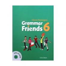 کتاب زبان Grammar Friends 6 Students Book with CD-ROM